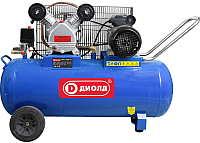 Воздушный компрессор Диолд КВР-2-2300-70 (30031150) -