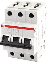 Выключатель автоматический ABB S 203 3P С 16А 6кА 3M / 2CDS253001R0164 -