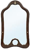 Зеркало интерьерное Импэкс Джульетта (орех) -