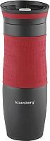 Термокружка Klausberg КВ-7102 (500мл, красный) -