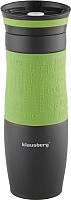 Термокружка Klausberg КВ-7102 (500мл, зеленый) -