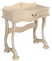 Туалетный столик Импэкс Джульетта (дуб шампань) -