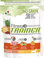 Корм для собак Trainer Fitness 3 Adult Mini Rabbit & Potatoes (800г) -