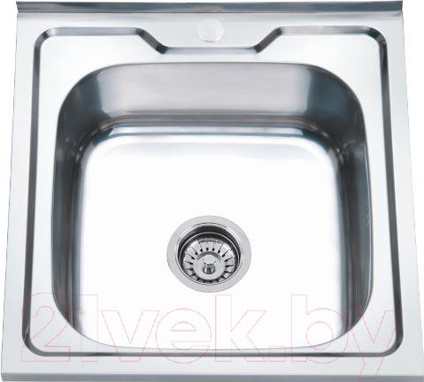 Купить Мойка кухонная РМС, MG8-5050, Россия, нержавеющая сталь