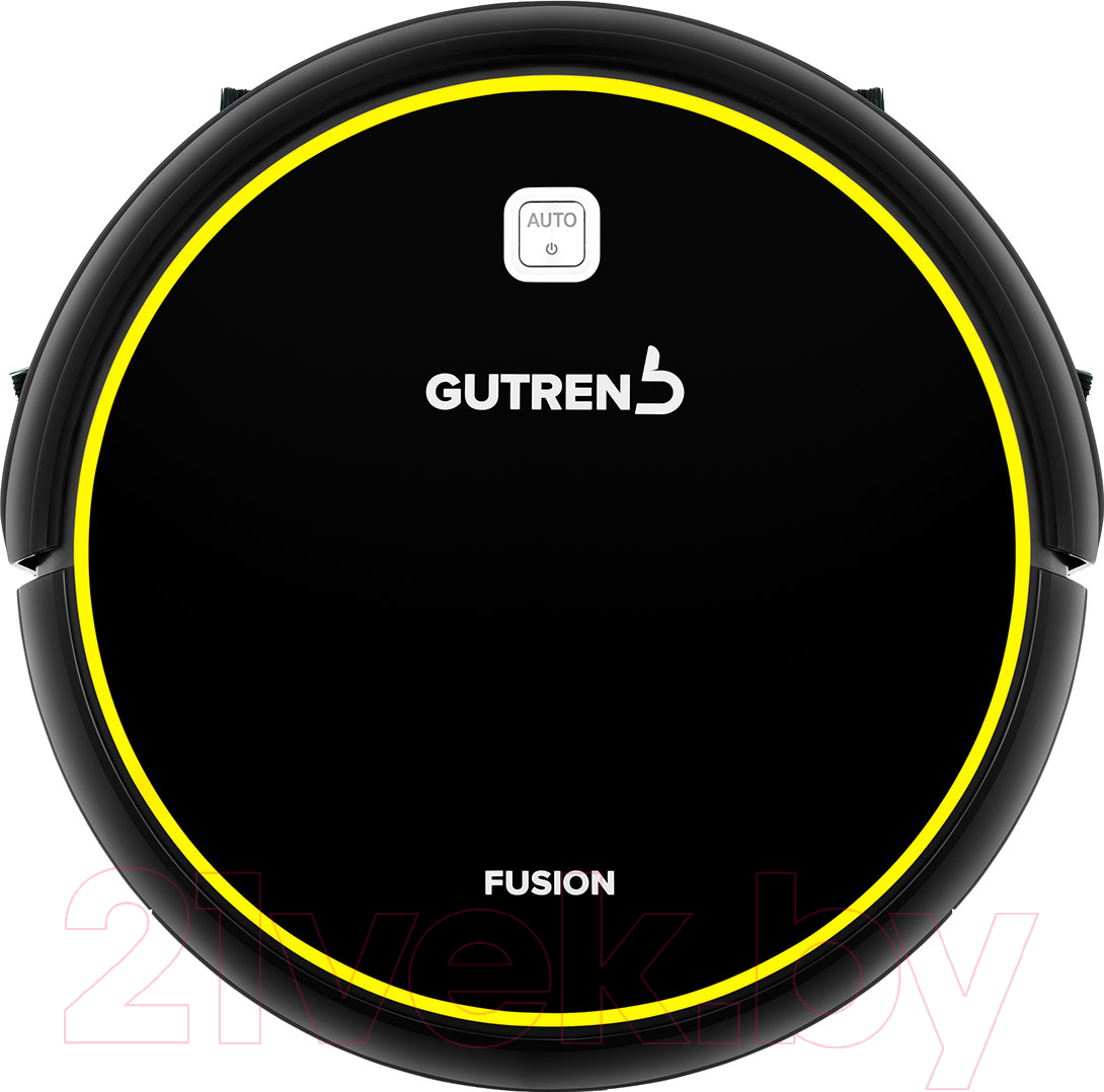 Купить Робот-пылесос Gutrend, Fusion G150BY (черный/желтый), Китай