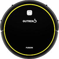 Робот-пылесос Gutrend Fusion G150BY (черный/желтый) -