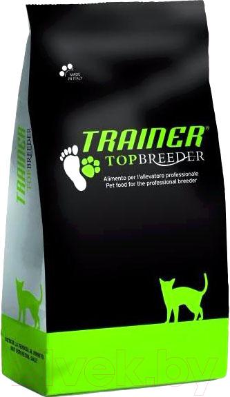 Купить Корм для кошек Trainer, Top Breeder Power Kitten с курицей и индейкой (9кг), Италия