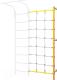 Сетка для лазания Romana ДСКМ-1С-8.18-45 с канатным лазом (оранжевый) -