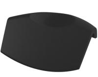 Подголовник для ванны Riho AH03110 (черный) -