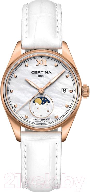 Купить Часы наручные женские Certina, C033.257.36.118.00, Швейцария