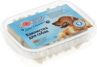 Лакомство для собак Rokus Косточки со вкусом ветчины (103г) -