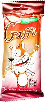 Лакомство для собак Gaffi С индейкой для средних пород (70г) -