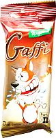 Лакомство для собак Gaffi С индейкой для крупных пород (40г) -