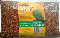 Корм для птиц Тимка Для волнистых попугаев (400г) -