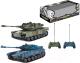 Набор радиоуправляемых игрушек Haiyuanquan Танки / 333-TK11A -