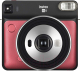 Фотоаппарат с мгновенной печатью Fujifilm Instax Square SQ6 (рубиново-красный) -