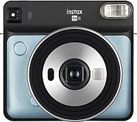 Фотоаппарат с мгновенной печатью Fujifilm Instax Square SQ6 (голубой) -