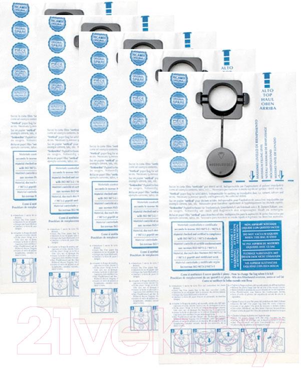 Купить Комплект пылесборников для пылесоса Makita, 83132B8I, Китай