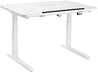 Парта Растущая мебель Smart E301 (белый) -