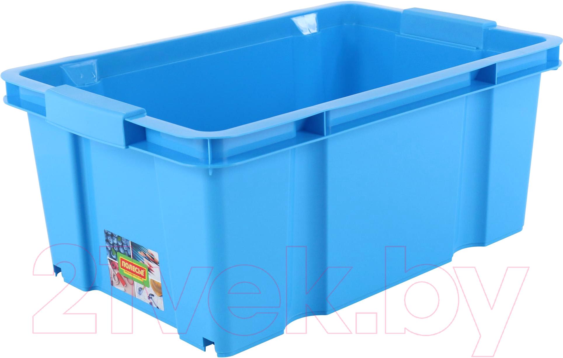 Купить Ящик для хранения Полесье, №51 / 58911, Беларусь, пластик