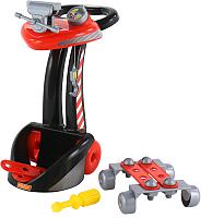Тележка с инструментами игрушечная Полесье Механик / 68620 -