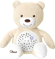 Интерактивная игрушка Chicco Мишка (бежевый) -