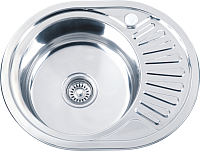Мойка кухонная РМС MS6-5745OVL -