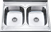 Мойка кухонная РМС MG8-8060-2 -