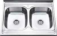 Мойка кухонная РМС MS8-8060-2 -