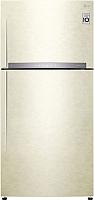 Холодильник с морозильником LG GR-H762HEHZ -