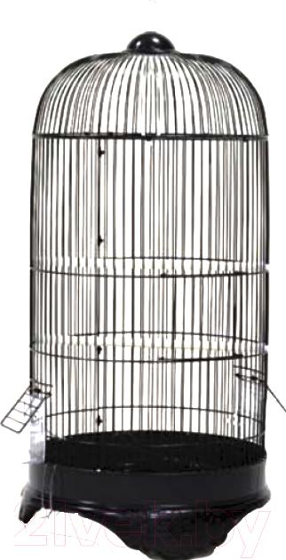 Купить Клетка для птиц Золотая клетка, B309Е, Китай, черный