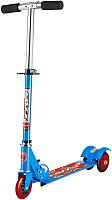 Самокат Foxx Smooth Motion ABEC-7 / 100SM.FOXX.BL7 (синий) -