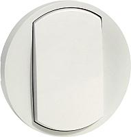 Лицевая панель для выключателя Legrand Celiane 68001 (белый) -