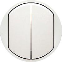 Лицевая панель для выключателя Legrand Celiane 68002 (белый) -