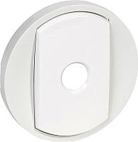 Лицевая панель для выключателя Legrand Celiane 68012 (белый) -