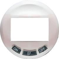 Лицевая панель для датчика движения Legrand Celiane 68035 (белый) -