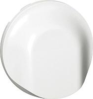 Лицевая панель для вывода кабеля Legrand Celiane 68141 (белый) -