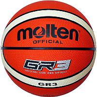 Баскетбольный мяч Molten BGR3-OI (размер 3) -