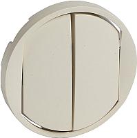 Лицевая панель для выключателя Legrand Celiane 66201 (слоновая кость) -