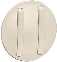 Лицевая панель для выключателя Legrand Celiane 66299 (слоновая кость) -