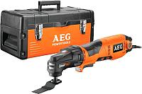 Профессиональный мультиинструмент AEG Powertools Omni 300-KIT5 (4935446391) -