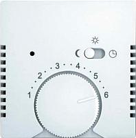 Лицевая панель для термостата ABB Basic 55 1710-0-3867 (белый) -