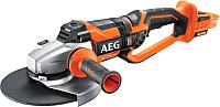 Профессиональная угловая шлифмашина AEG Powertools BEWS18-230BL-0 (4935459735) -