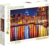 Пазл Clementoni Амстердам 35037 (500эл) -