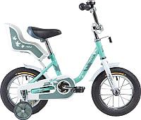 Детский велосипед Novatrack Maple 144MAPLE.GR9 -
