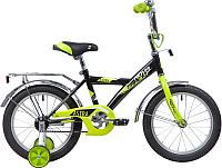 Детский велосипед Novatrack Astra 163ASTRA.BK9 -