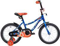 Детский велосипед Novatrack Neptun 163NEPTUN.BL9 -