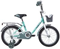 Детский велосипед Novatrack Maple 164MAPLE.GR9 -