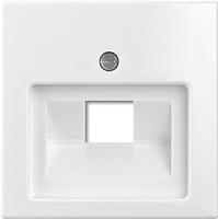 Лицевая панель для розетки ABB Basic 55 1753-0-0096 (белый) -