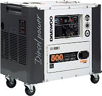 Дизельный генератор Daewoo Power DDAE 8000SE -